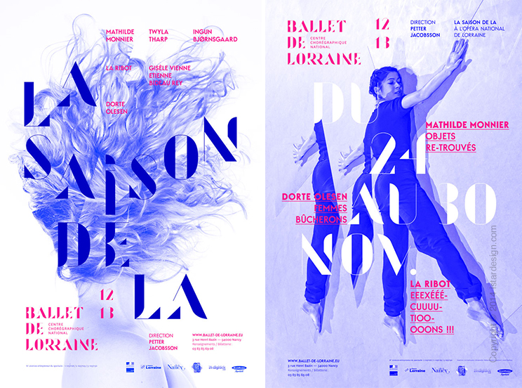 Графдизайн от Les graphiquants on iStar Design Blog on www.istardesign.com