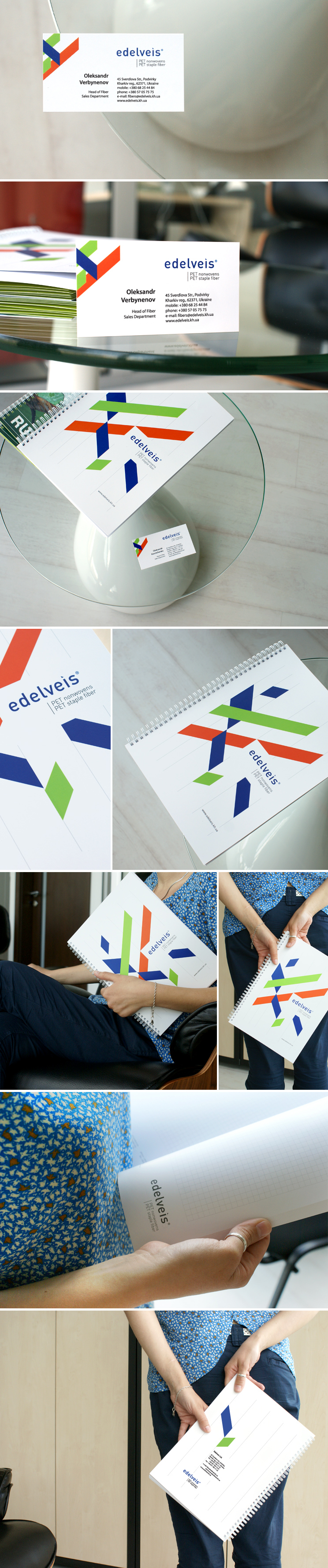 notebook Edelveis