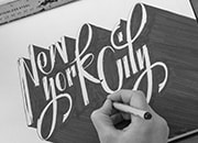 Fabulous typography from Ben Johnston