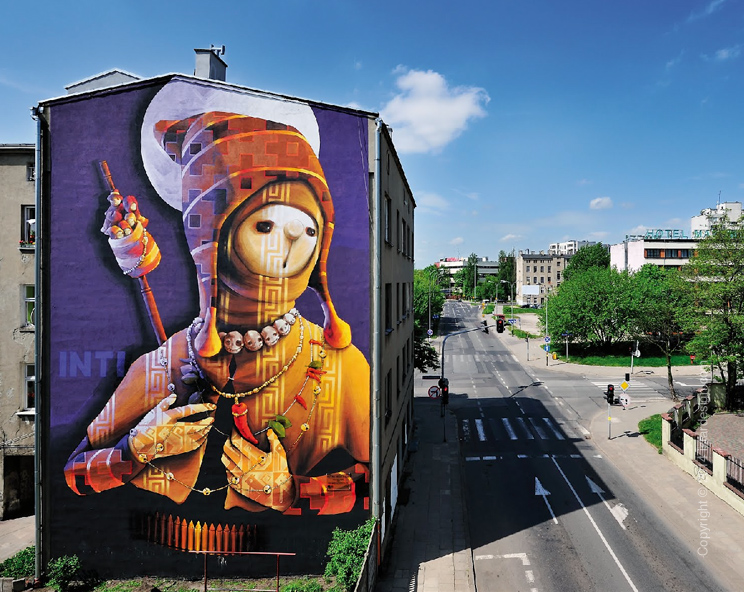 Street Art Project от Google on iStar Design Blog on www.istardesign.com