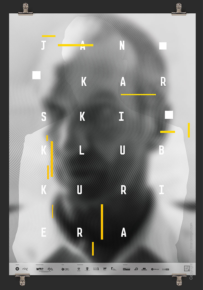 Плакаты Криштофа Ивански on iStar Design Blog on www.istardesign.com