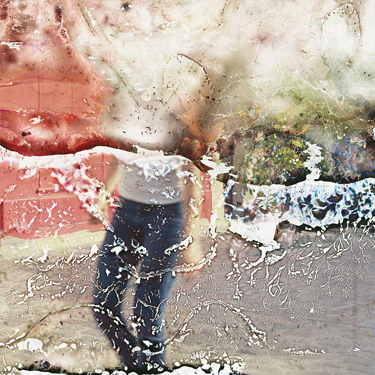 Психоделичные фотографии Seung-Hwan Oh on iStar Design Blog on www.istardesign.com