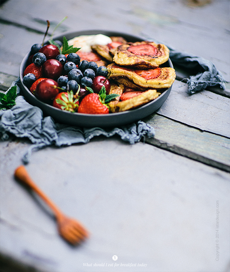 food blog What Should I Eat For Breakfast Today by Marta Greber