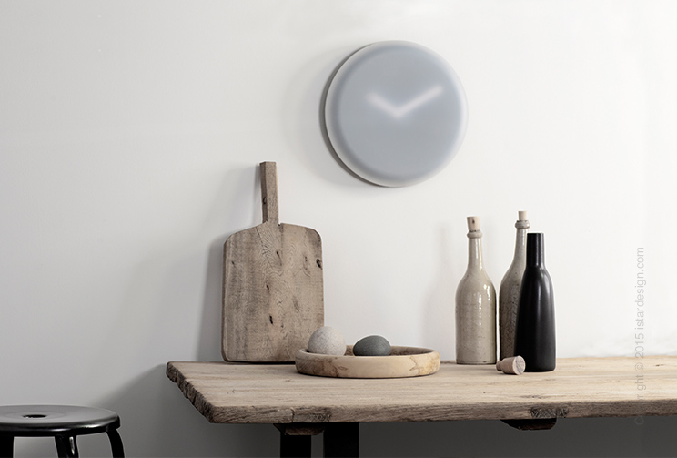 leff amsterdam wall clocks
