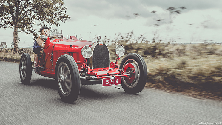 Peter Aylward car photography