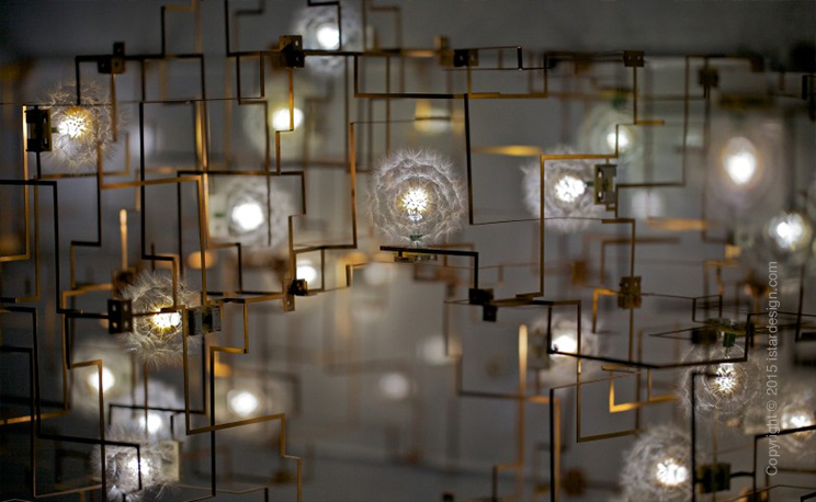 Studio Drift light installation