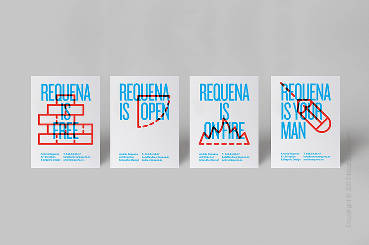 andres requena graphic design