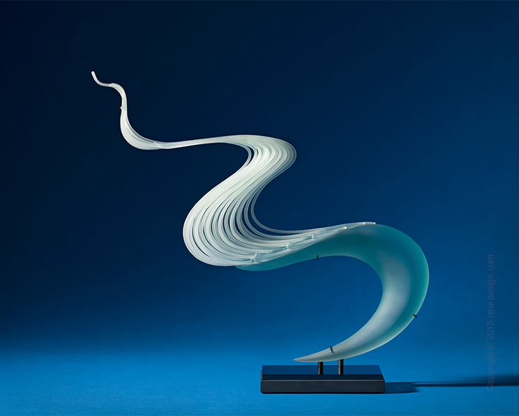 william lequier glass sculptures