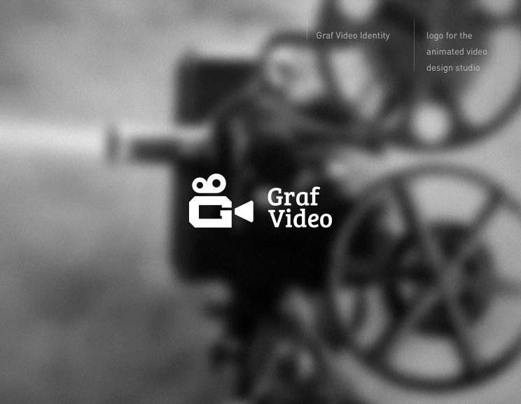 logo design Graf Video animated video