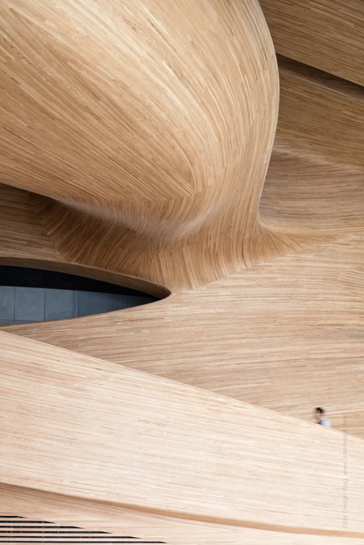 Harbin Opera House from MAD Architects