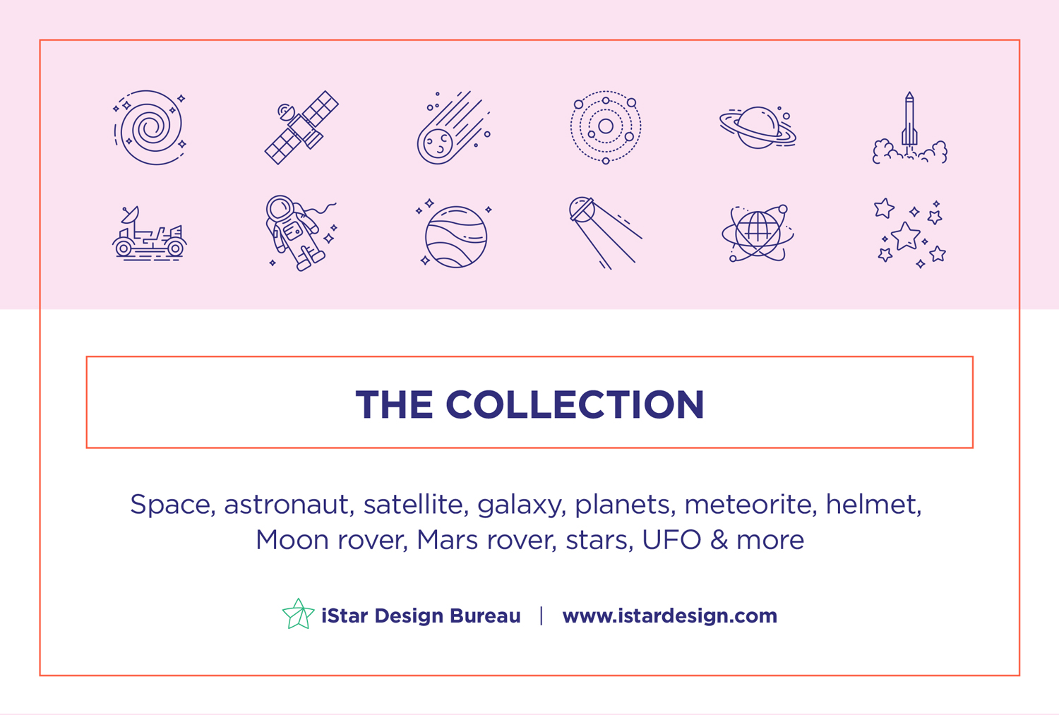 download Space Exploration Icons Set